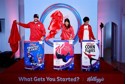 Kellogg's turns café into US-themed space for 2018 PyeongChang Games