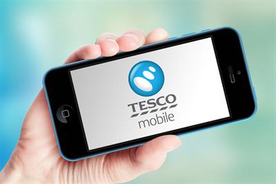 Tesco Mobile hires BBH London