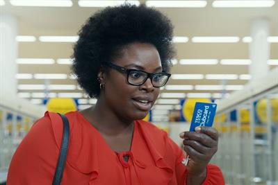 Tesco grants superpowers to unsuspecting shoppers in major discount push