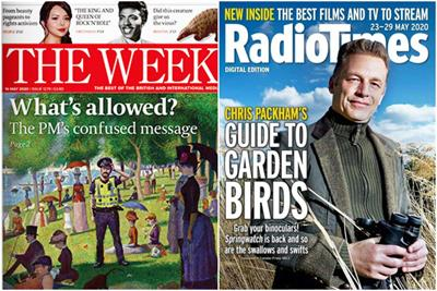 Dennis and Immediate lead shortlist for Campaign Publishing Awards