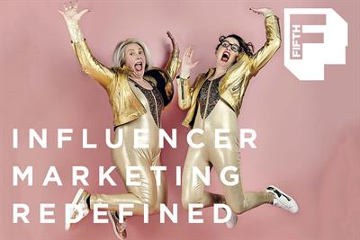 News UK launches full-service influencer marketing agency The Fifth