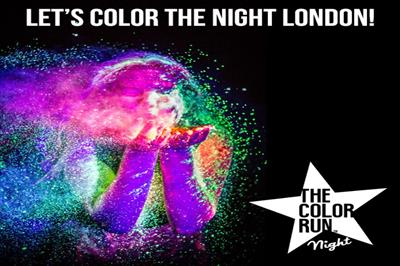 The Color Run to deliver nighttime event in London