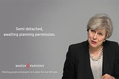 JCDecaux pulls Theresa May ad after CAP advice
