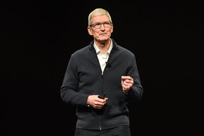 Apple's Tim Cook attacks data 'shadow economy'