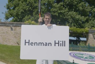 Turkey of the week: Robinsons goes out in the first round with Tim Henman ad