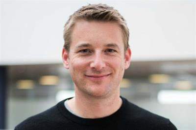 MediaCom appoints Tom Curtis as first ECD