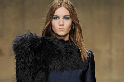 Topshop ties with Chirp for London Fashion Week show