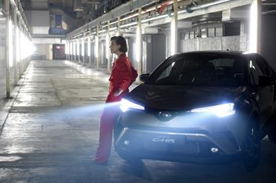 Event TV: Toyota's 'The Night That Flows' theatre experience