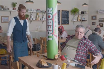 Turkey of the Week: Give me strength to watch Trebor's new ads