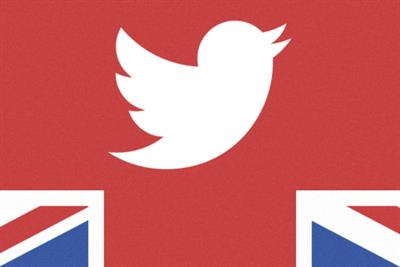 Twitter hunts for UK marketer as it targets £180m ad revenues