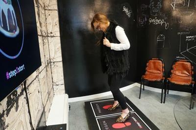 Event TV: Pavegen launches #Step2Start campaign