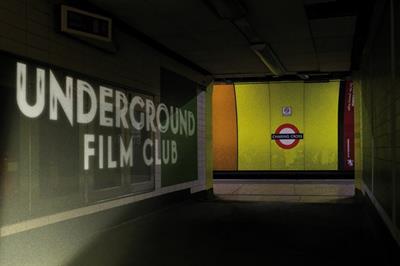 TfL to host pop-up cinema in celebration of night tube