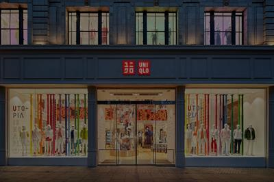 Uniqlo teams with Lego for in-store event