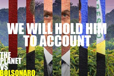 Pick of the Week: Environmental NGO takes aim at Brazil president