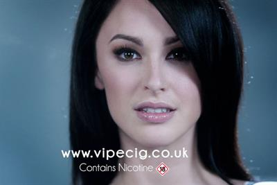 VIP responds to e-cigarette ad clampdown with innuendo-filled campaign