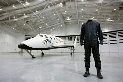 Virgin Galactic and Adidas reach for the stratosphere with spacewear clothing line