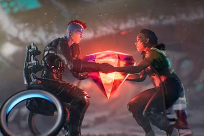 Two gamers find love in Virgin Media spot