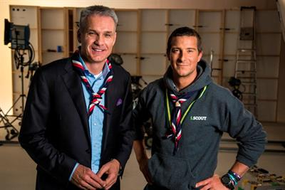 Vodafone and Scout Association tie-up to foster digital skills and online safety