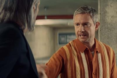Vodafone Martin Freeman ad cleared by ASA despite 'distress' complaints