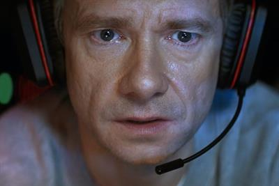 Vodafone Martin Freeman TV ad banned by ASA
