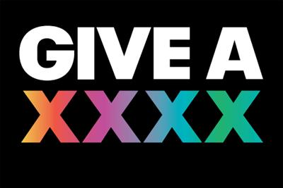 Vote for Your Future campaign calls on young people to 'give a XXXX'