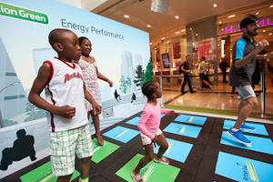 In pictures: British Gas gives Energy Performance at Westfield
