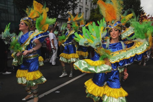 Brazil Day festival comes to London to celebrate opening day of World Cup