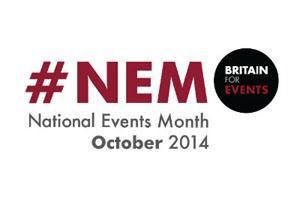 Britain for Events launches #NEMO campaign