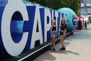 In pictures: Capital FM's Summertime Ball features Vodafone Firsts activation