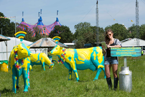 EE to activate 'high-speed herd' at Glastonbury