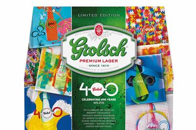Grolsch plans 400 years experiential tour