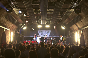 House of Vans launches in London