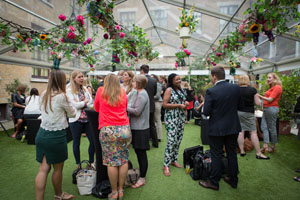 In pictures: The Brewery celebrates summer season with secret garden party