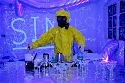 In pictures: Theme Traders takes on Breaking Bad