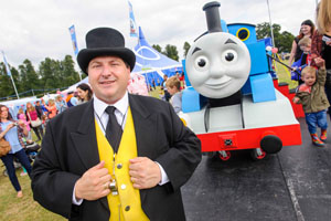 In pictures: Thomas & Friends Sodor Summer Fete lands at Lollibop