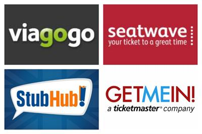 Four secondary ticketing websites offer further transparency