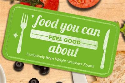 Weight Watchers' first UK cafe uses social media as currency