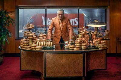 Warburtons lands Robert De Niro to advertise bagels