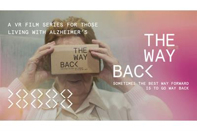 This VR project will immerse people with dementia in the happy summer of England's World Cup win