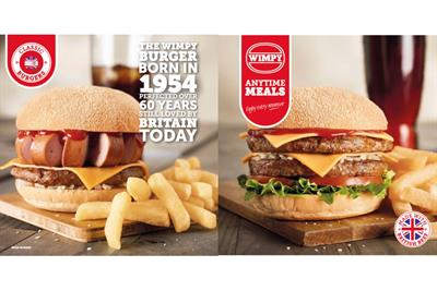 How to revive the Wimpy brand on the busy UK high street