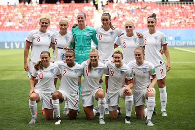 Women's football draws record 6.9m TV viewers