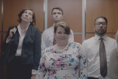 Zumba TV ad depicts contagion and madness of the dance craze
