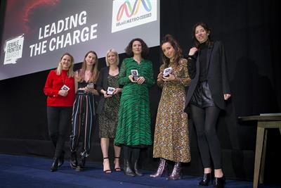 Campaign UK Female Frontier Awards 2020: Leading honourees revealed