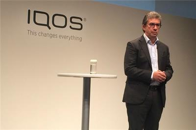 PMI focuses on design to power new phase for Iqos brand