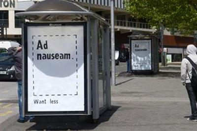 Brandalism is back with 365 ad takeovers in just two days