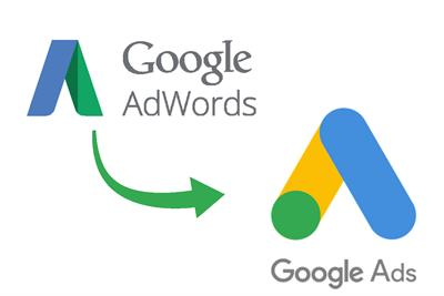 Google's AdWords rebrand signals a move away from keyword-driven SEM