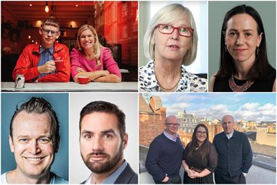 Movers and Shakers: Brainlabs, M&C Saatchi, Twitch, DAN, BBC, Essence