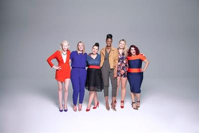 Amazon Fashion uses plus-size and albino models for feminist campaign