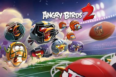 Angry Birds maker Rovio and the NFL team up to produce special editions