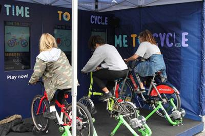 TfL launches Time to Cycle roadshow
